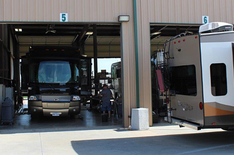 Best RV Repair Services - North Texas