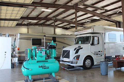 RV Repair - Plumbing, Heating, Glass, Electrical and More